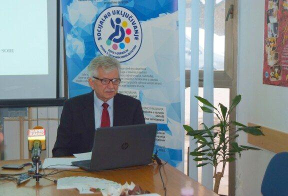 UDRUGA TJELESNIH INVALIDA BJELOVAR ulazi u projekt promoviranja osoba s invaliditetom u politici