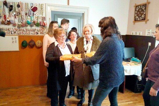Udruga Srce Bilogore posjetila korisnike Kluba Bilogora povodom Valentinova