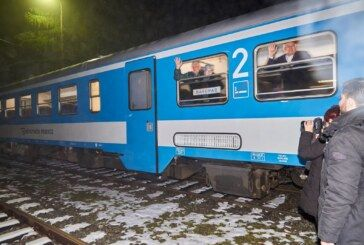 Ponovno uspostavljen željeznički promet na relaciji Daruvar – Zagreb