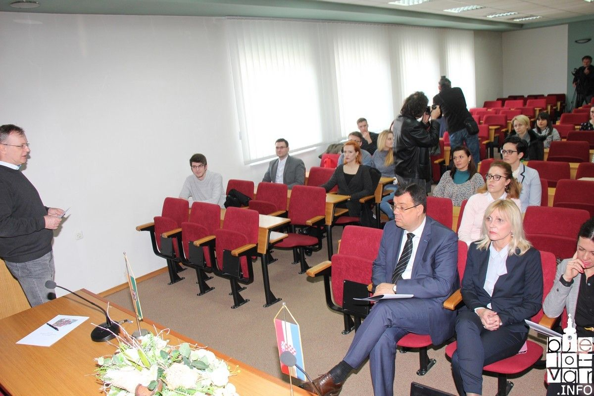 Predstavljen program za MLADE Bjelovarsko-bilogorske županije
