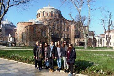 Učenici i nastavnice na razmjeni u Turskoj