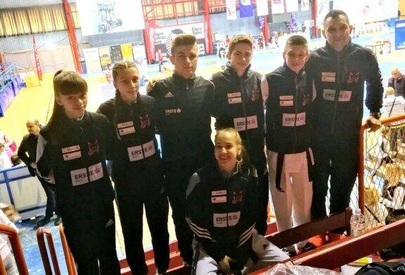 Briljantan nastup juniora bjelovarskog Fox-a