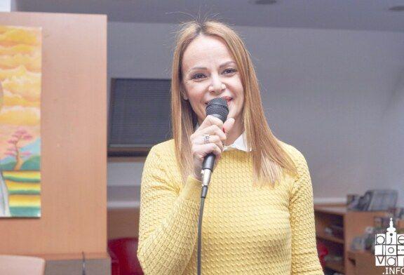 "Bjelovar – Josipa Pavičić Berardini predstavila knjigu ""Šest milimetara"""