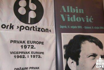 Bjelovar se danas oprostio od olimpijskog, europskog i svjetskog rukometaša ALBINA VIDOVIĆA