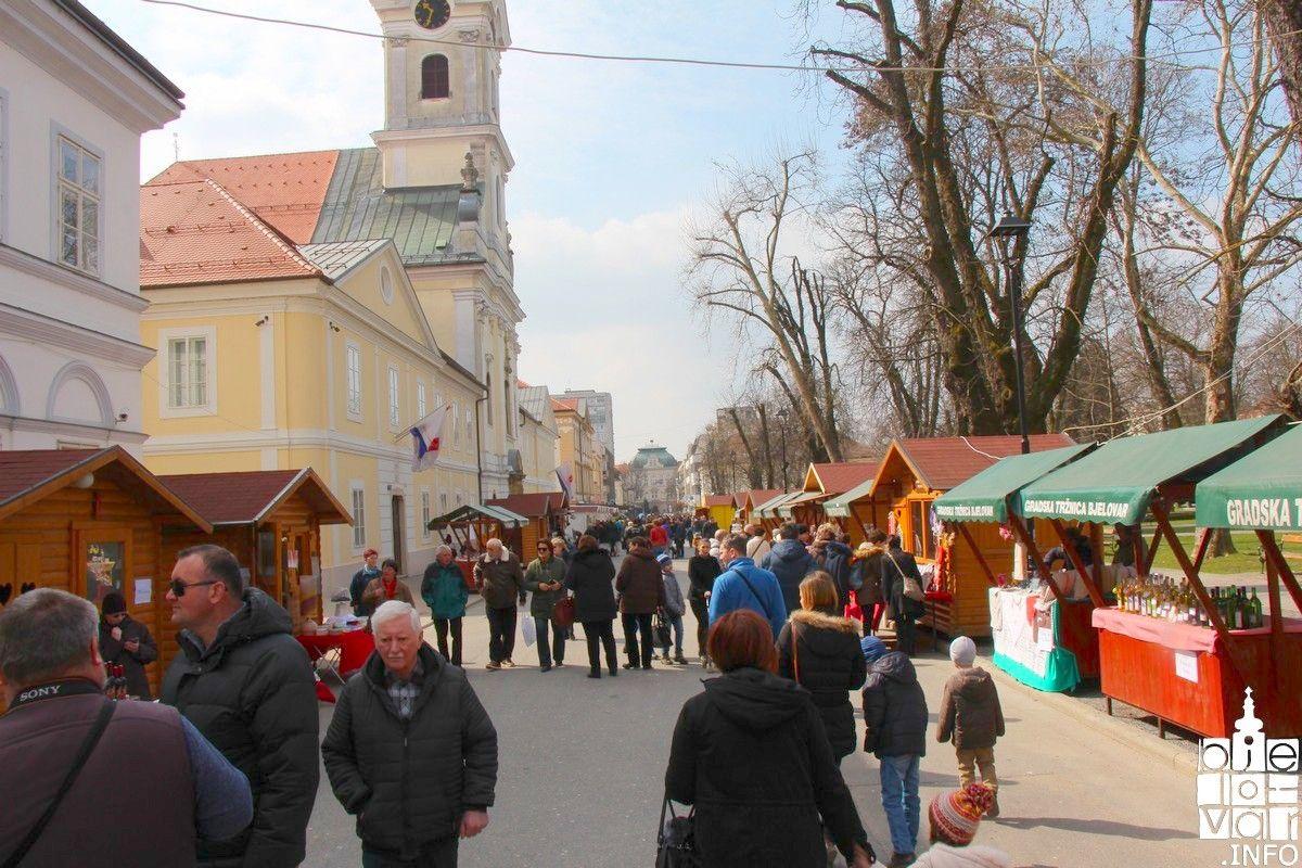 U Bjelovaru otvorena nova manifestacija PISANICOM DO USKRSA od 24. - 31. ožujka 2018.