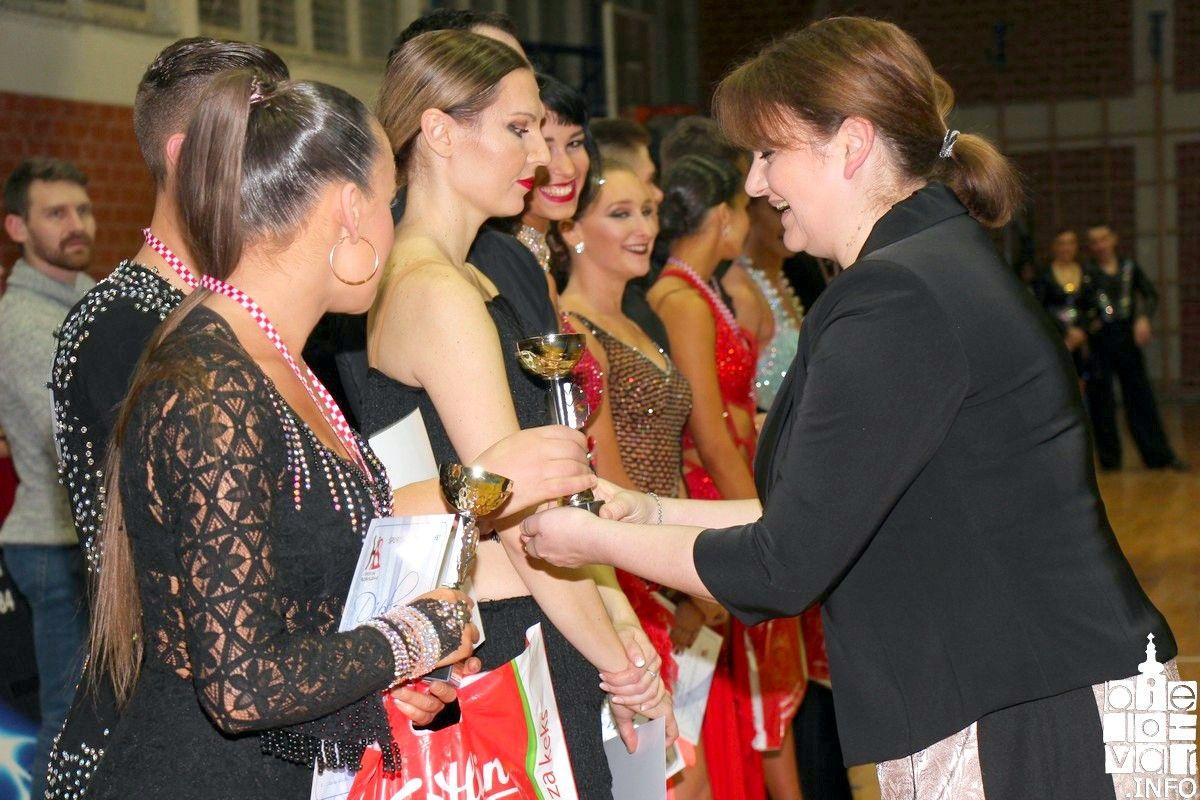 Bjelovar je bio domaćin velikog plesnog natjecanja za ''Trofej Grada Bjelovara''