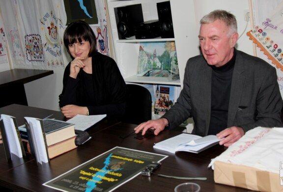 """Predstavljena nova knjiga Radovana Dožudića, """"Zapisi iz Vretanije"""""""