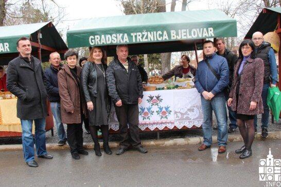 HSS upriličio tradicionalni prikaz bilogorskih sela Uskrsno jutro