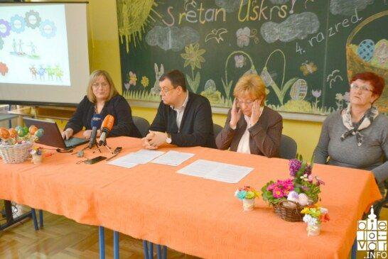 """Tri županijske škole ušle u eksperimentalni program Ministarstva znanosti i obrazovanja """"Škola za život"""""""