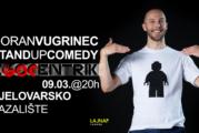 STAND-UP COMEDY U BJELOVARU: Spremite se za puna dva sata smijeha!