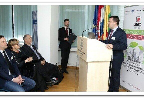 U Bjelovaru održan INVESTICIJSKI FORUM Sjeverozapadne Hrvatske s kojeg je gradonačelnik Hrebak poslao poruku svim poduzetnicima i budućim investitorima