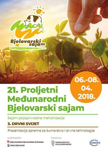 21. Proljetni Međunarodni Bjelovarski sajam