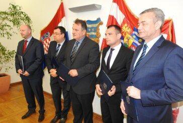 U Varaždinu potpisan SPORAZUM o suradnji pet županija