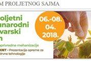 Sutra počinje 21. Proljetni međunarodni bjelovarski sajam