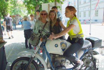 Suradnja bajkera Moto klub White City Riders i Postaje prometne policije
