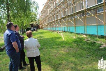 U tijeku je energetska obnova Osnovne škole u Štefanju