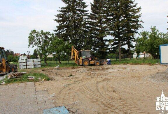 U tijeku je uređenje bjelovarskog Gradskog bazena koji će zasjati u novom ruhu sredinom lipnja