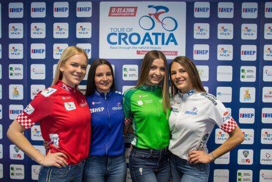 Biciklistička utrka TOUR OF CROATIA održat će se od 17. do 22. travnja