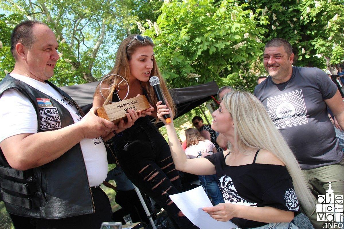 U Bjelovaru održana BOK Moto alka - jedinstvena kulturna atrakcija glumaca i bajkera