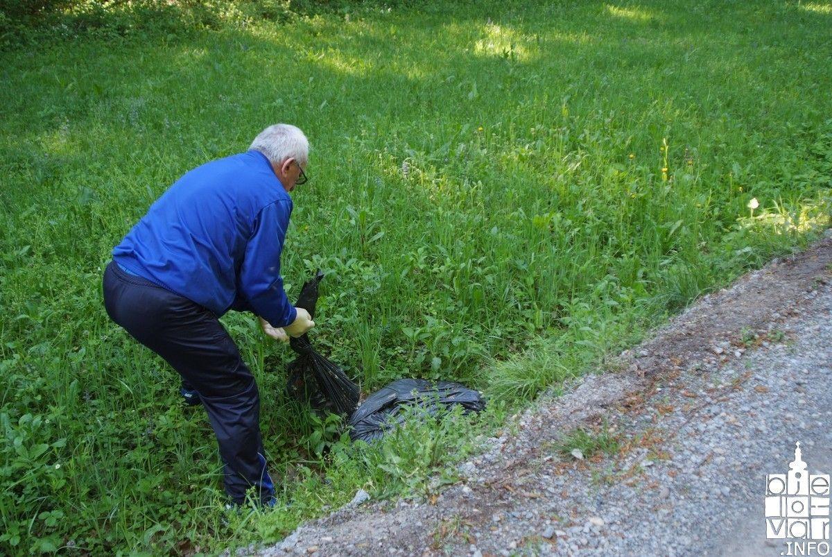 U Bjelovaru se čistio okoliš na 12 lokacija u sklopu akcije Zelena čistka
