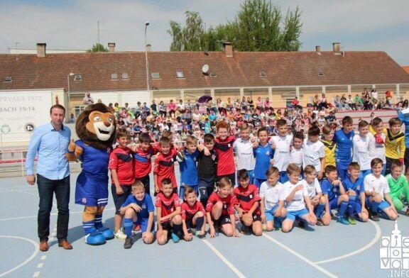 Grad Bjelovar i GNK Dinamo zajedničkim snagama nastoje popularizirati sport i zdravu hranu