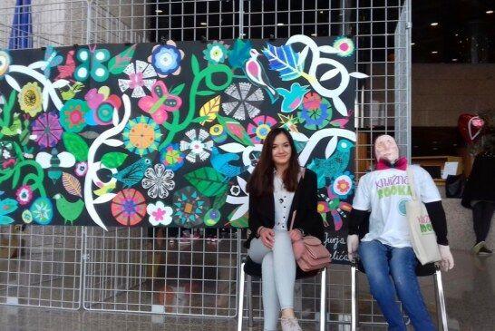 Sonja Horvat učenica Medicinske škole Bjelovar osvojila nagradu na natječaju Kanižijada Limačijada
