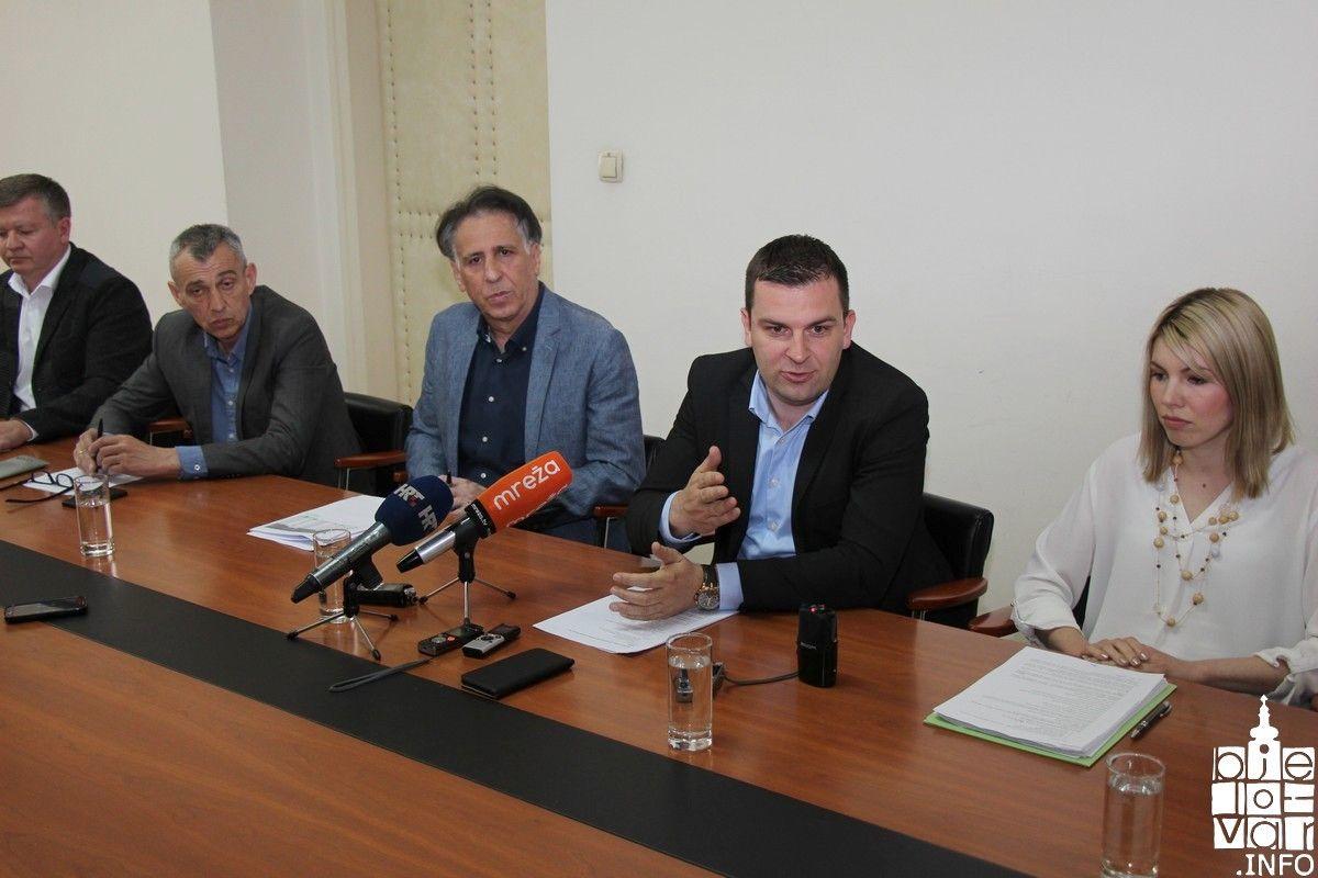 Gradu Bjelovaru odobren još jedan projekt iz nacionalnih fondova za pravilno odvajanje komunalnog otpada
