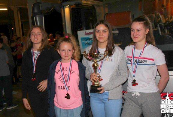 Mlade snage bjelovarskog stolnog tenisa srebrne na Državnom prvenstvu u Poreču