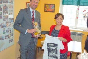Britanski veleposlanik Andrew Dalgleish posjetio bjelovarsku Udrugu BUDEM