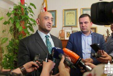 Veleposlanik Indije Kumar u Gradu Bjelovaru: Indija i Bjelovar trebaju ići naprijed zajedno