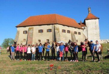Sjajan nastup nove generacije jahača KK Vinia na 1. kolu Croatia kupa