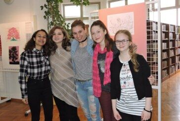 Otvorena izložba likovnih radova učenica Turističko-ugostiteljske i prehrambene škole Bjelovar
