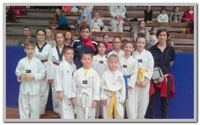 Odličan nastup Taekwondo kluba Bjelovar na 9. Bistra openu i 9. Bistra limač kupu