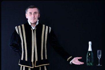 Kraljevski Renesansni Pjenušac Urtica na Renesansnom festivalu u Koprivnici
