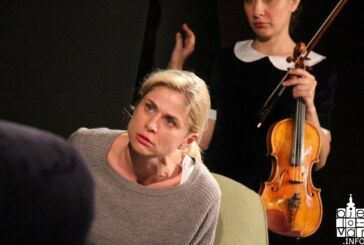 """U Bjelovaru izvedena predstava """"Duet za jednog"""" s tematikom borbe protiv multiple skleroze"""
