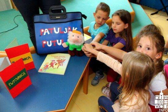 """U radionici """"Putovanje patuljka Putuljka"""" sudjelovala djeca dječjih vrtića """"Pinokio"""" i """"Bubamara"""""""