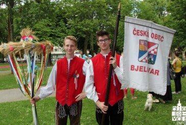 16. Dani češke kulture u Bjelovaru zatvoreni svečanom povorkom i prigodnim programom