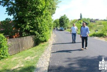 Grad Bjelovar radi punom parom, asfalt stigao i u ruralna područja