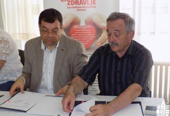 Župan Bajs: Kreće obnova Doma zdravlja u Garešnici i uskoro energetska obnova zgrade osnovne škole