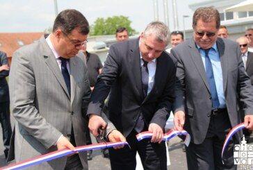 Općina Veliki Grđevac obilježila svoj dan predstavljanjem projekata i otvaranjem novoasafaltirane prometnice u Poslovnoj zoni koju je otvorio ministar Predrag Štromar