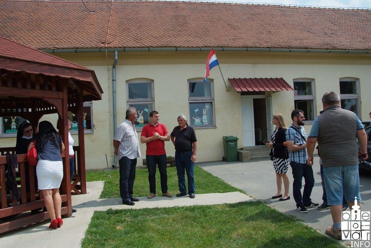 Gradonačelnik Hrebak: Sredstva su odobrena za obnovu školske zgrade u Gudovcu, a u narednih deset dana prijavit ćemo projekt za izgradnju vrtića