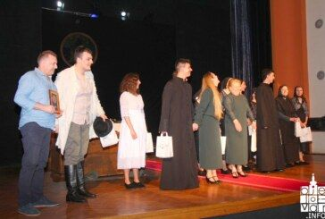 Izvedena kazališna predstava Bijela kuga temeljena na prvom romanu Bjelovarčanina i poznatog liječnika Dubravka Habeka