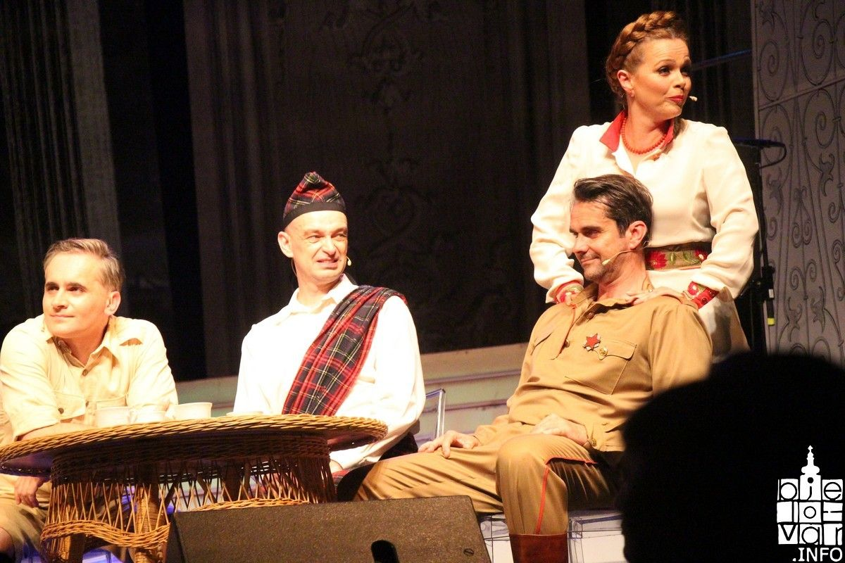 Bjelovarčani uživali u poznatom hrvatskom mjuziklu