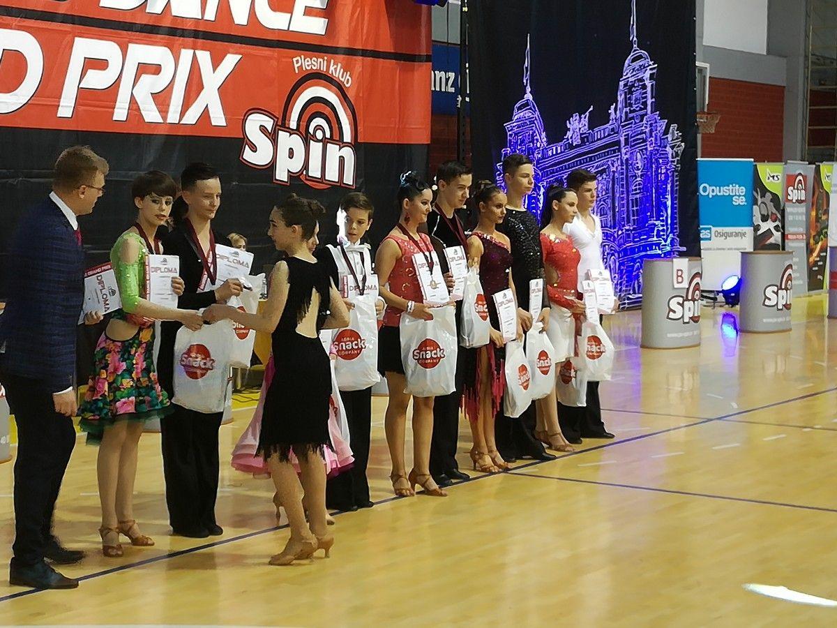 Sve uspješniji bjelovarski plesači Plesnog kluba H-8