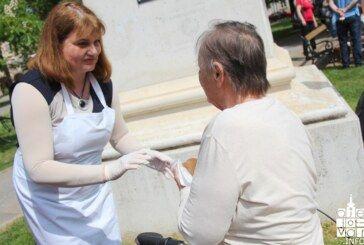 U Bjelovaru obiježen Međunarodni praznika rada uz domaći bjelovarski grah i kulturno umjetnički program