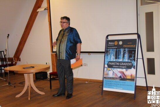 Na predavanju o pametnim gradovima – Bjelovar je na dobrom putu