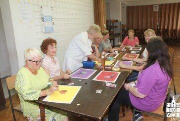 Iako nemaju prostor bjelovarska udruga Zadovoljna žena potvrdila radom svoje osnivanje