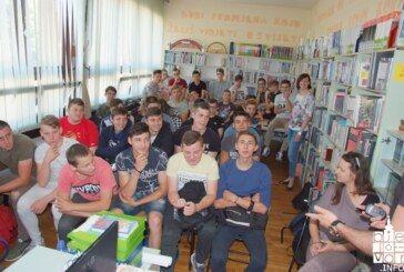 Tjedan zdravog života obilježava se u knjižnici Tehničke i Obrtničke škole Bjelovar