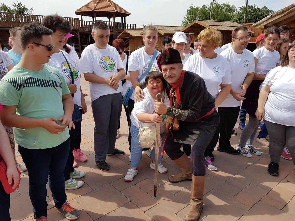 Bjelovarska udruga osoba s intelektualnim teškoćama aktivno sudjeluje u brojnim aktivnostima