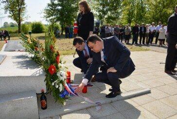 Obilježena 77. godišnjica ustaških zločina na Spomen području u Gudovcu